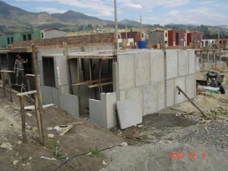 Materiales para construccion de casas economicas
