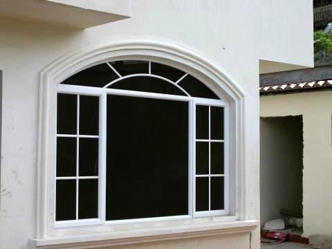 Ventanas de fachadas de casas fachadas de casas for Fachadas de ventanas para casas modernas